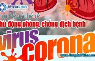 10 câu hỏi đáp để chủ động phòng chống dịch bệnh do virus Corona mới