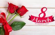 Chúc mừng ngày Quốc tế Phụ nữ 8-3-2020