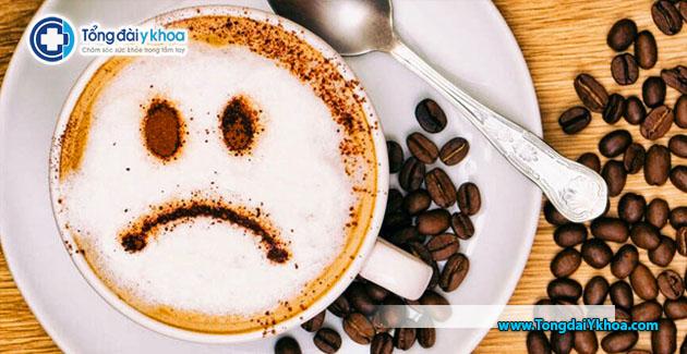 nhung ai khong nen uong cafe ca phe