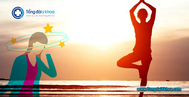 roi loan tien dinh tap yoga co tot khong