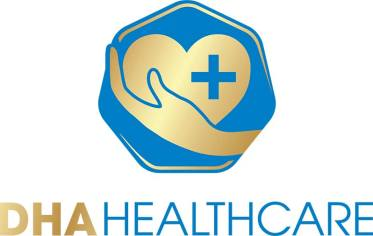 logo phong kham da khoa DHA Healthcare Nam Ky Khoi Nghia