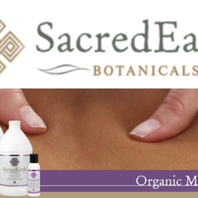 We ♥️ Organic Massage Products