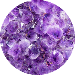 Amethyst Crystal graphic
