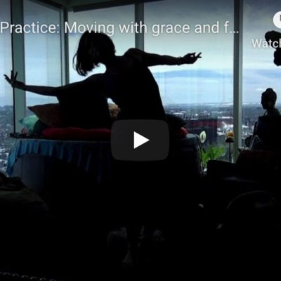 Healing Dance: Moving with Grace