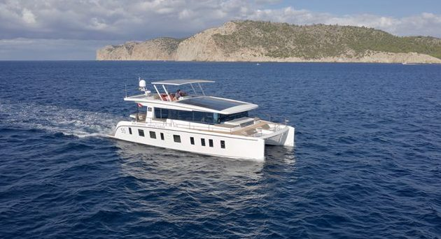 Electrically Powered Yachts