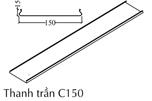 trần c-shaped