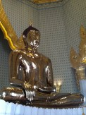 Largest gold Buddha in the world