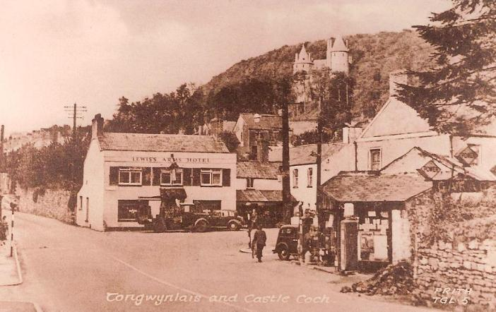 Tongwynlais and Castell Coch