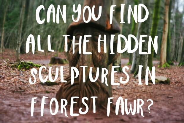 Hidden sculptures header