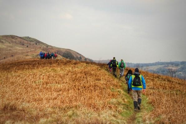 Ton 3 Peaks walk