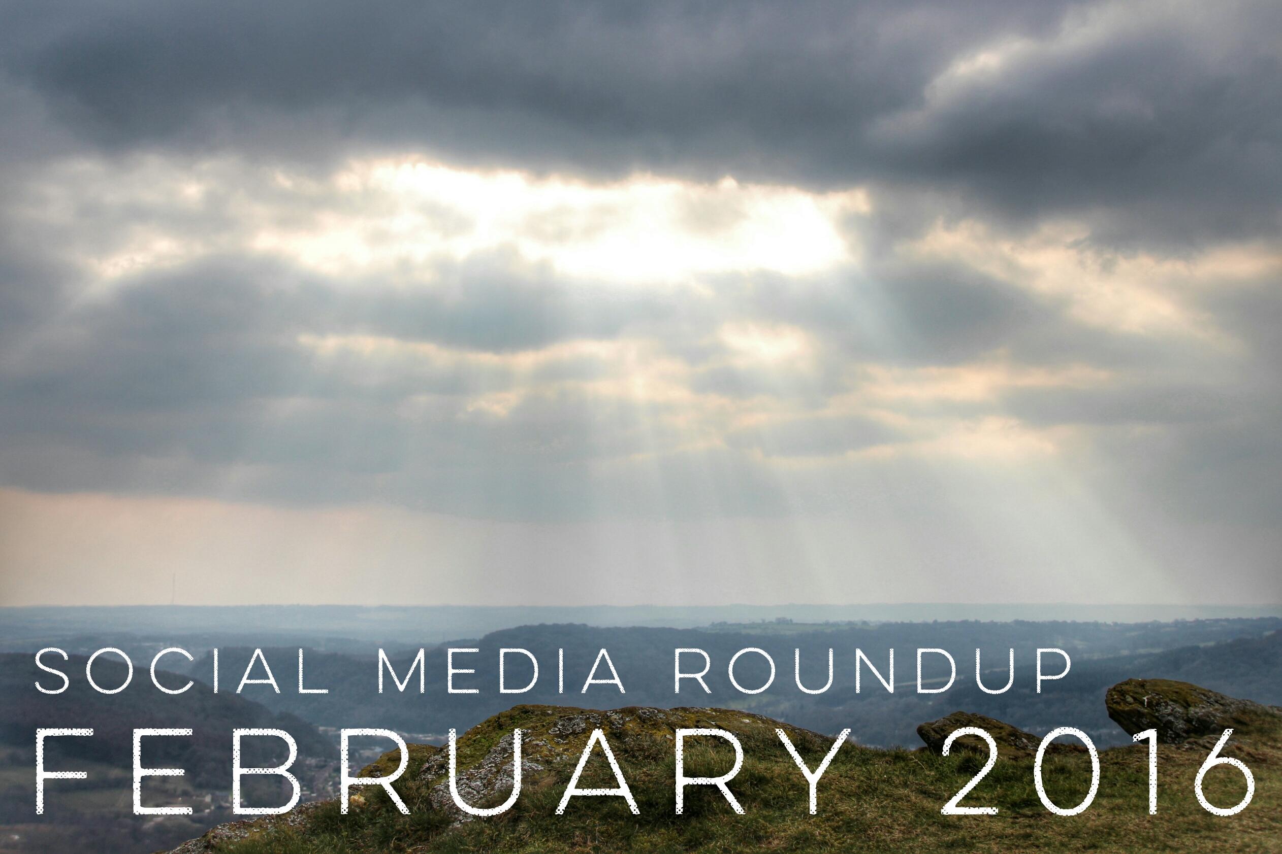 Social Media Roundup Feb 16 header