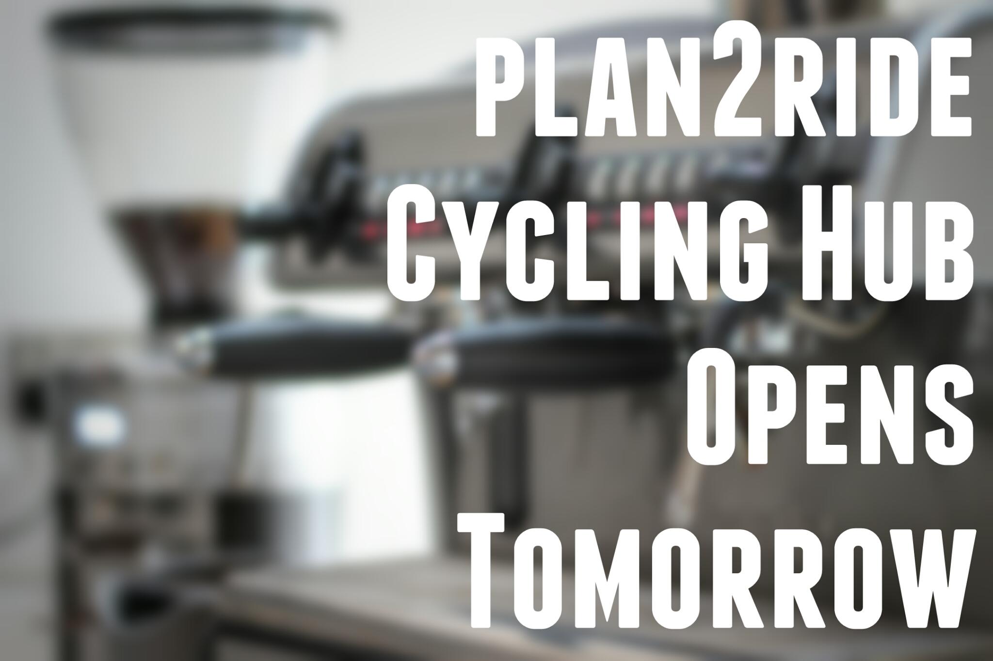 plan2ride opening header