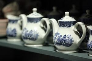 Castell Coch tea room