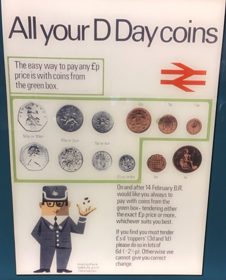 Royal Mint poster