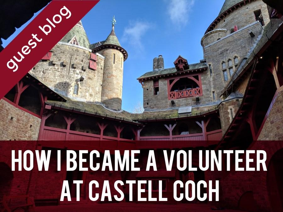 Volunteer at Castell Coch header