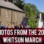 Photos from the 2018 Whitsun March header