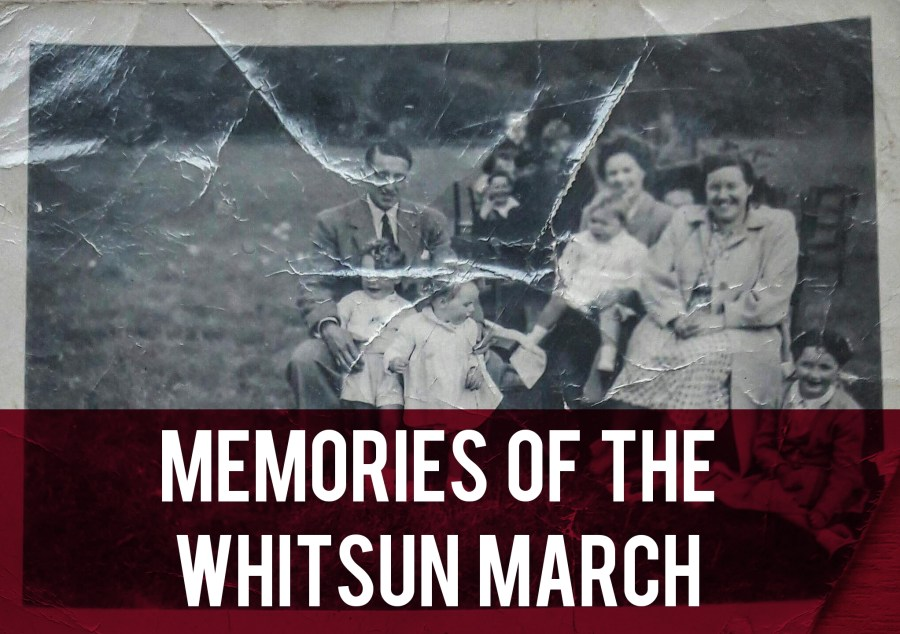 Memories of the Whitsun March header