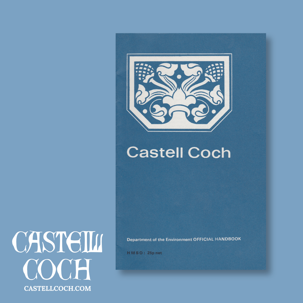 Promotional poster for CastellCoch.com