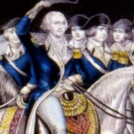 George Washington takes command of Continental Army