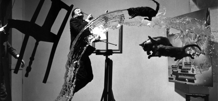 Salvador Dalí – photography