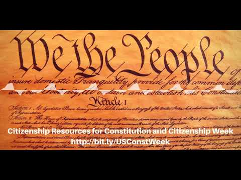 Learn: Preamble of the Constitution of the United States