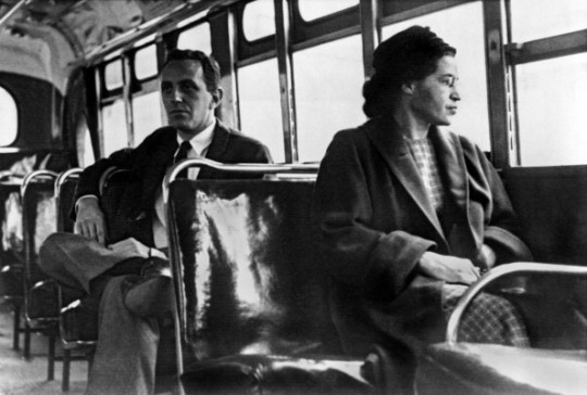 Rosa Parks stood for more than one historic event
