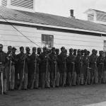 "The American Civil War: May 22, 1863: General Orders No. 143 creates the U.S. Colored Troops (""USCT"")"