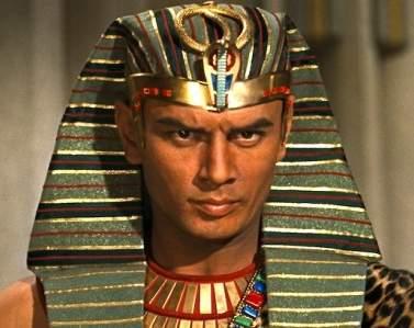 Ramses II by Yul Brynner