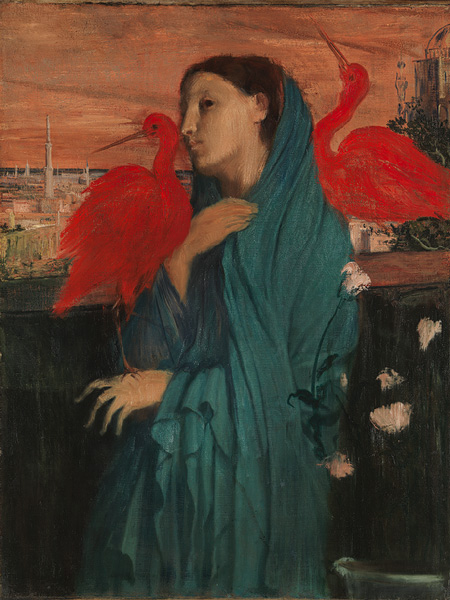 Degas_woman_with_ibis