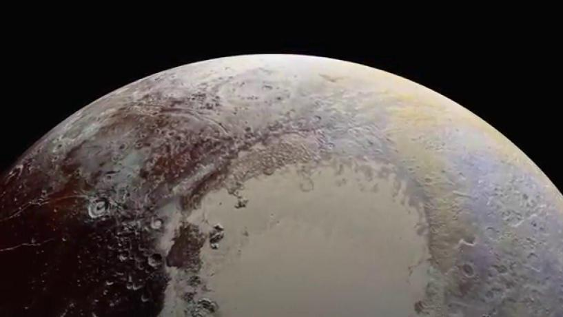 New Horizons Returns First, Best Images of Pluto   NASA