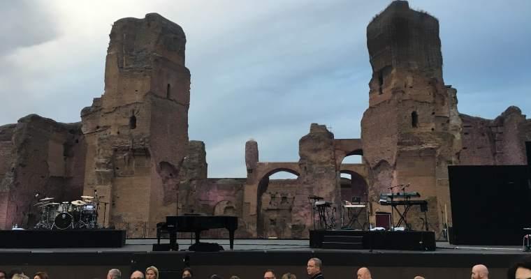 Lionel Richie – Terme di Caracalla