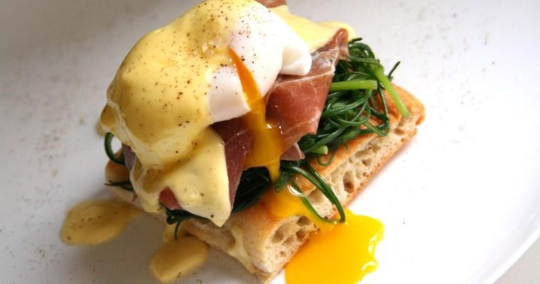 Eggs Benedict – Italian Style!