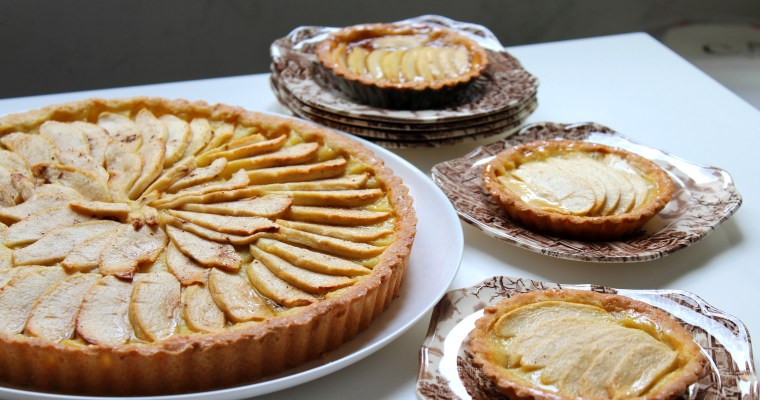 Torta di Mele – Italian Apple Custard Tart