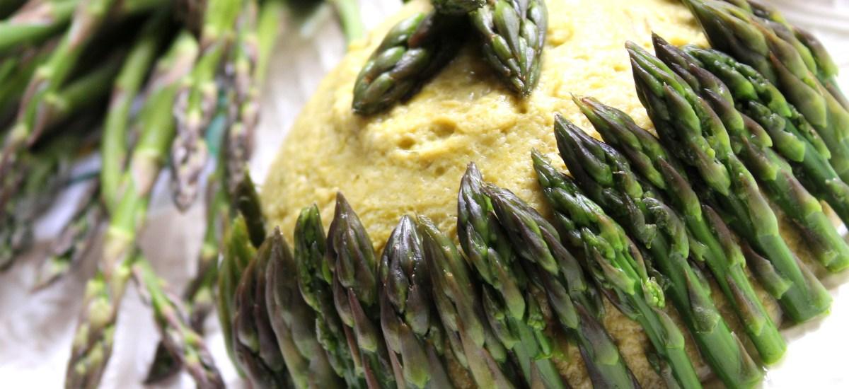 Sformato di Asparagi  –  Asparagus Flan