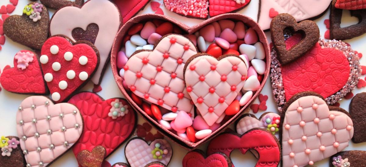 Valentine's Day Cookies