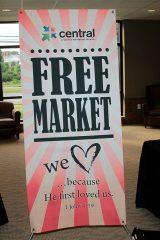 free market banner