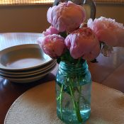 Flower Recipe - Peony