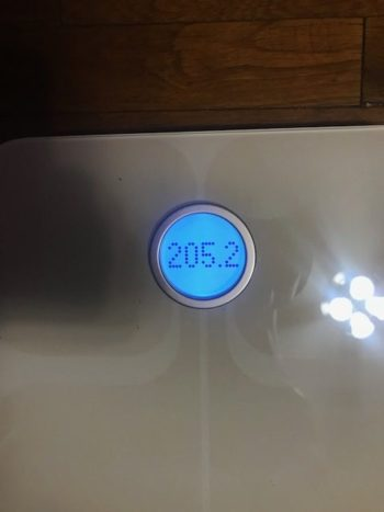 keto plan weigh in