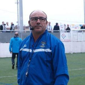 Toni Cortes. Director de Academia de Fútbol