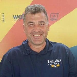 Alfonso Gallardo. Coordinación. Escuela de Fútbol