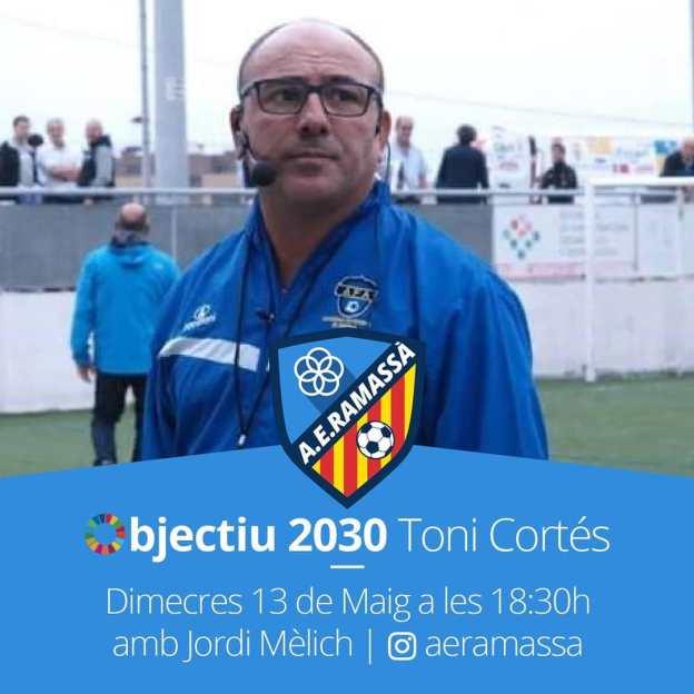 Xerrada de Toni Cortés