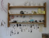 Collection of found objects - Anne Gibbs