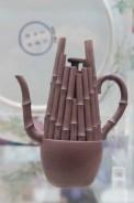 Teapot, Yixing-China, 1700-1720