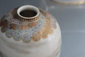 Vase with landscape, Yabu Meizan workshop, 1900-1910