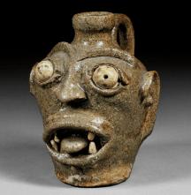 american-pottery-grotesque-face-jug-2585B-287