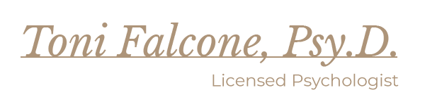 logo | Toni Falcone, Psy.D. | Licensed Psychologist | Anxiety & Eating Disorders |  Fort Lauderdale Florida
