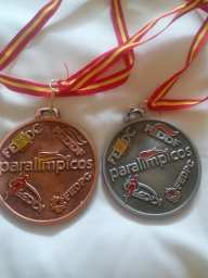 Medallas de Plata y Bronce
