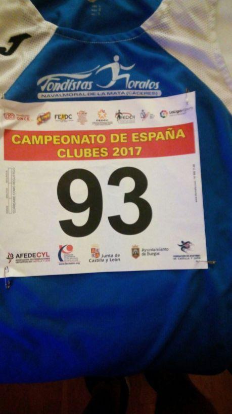 Toni Franco Salas - Campeonato de España de Clubs en Burgos (2)