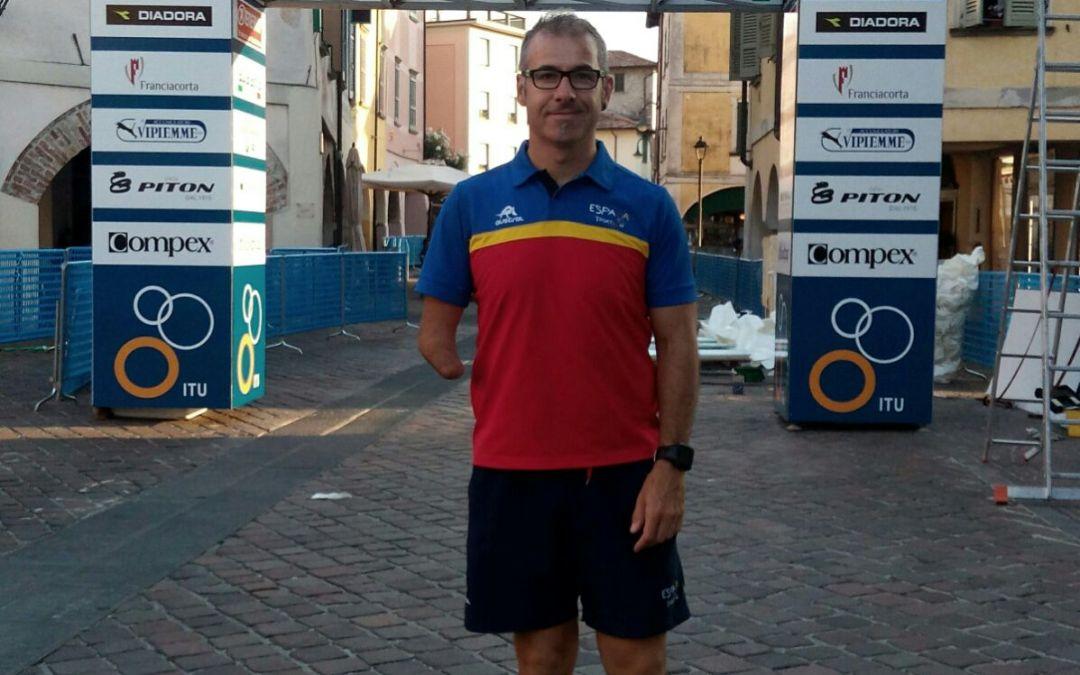 Iseo – Franciacorta ITU Paratriathlon World Cup