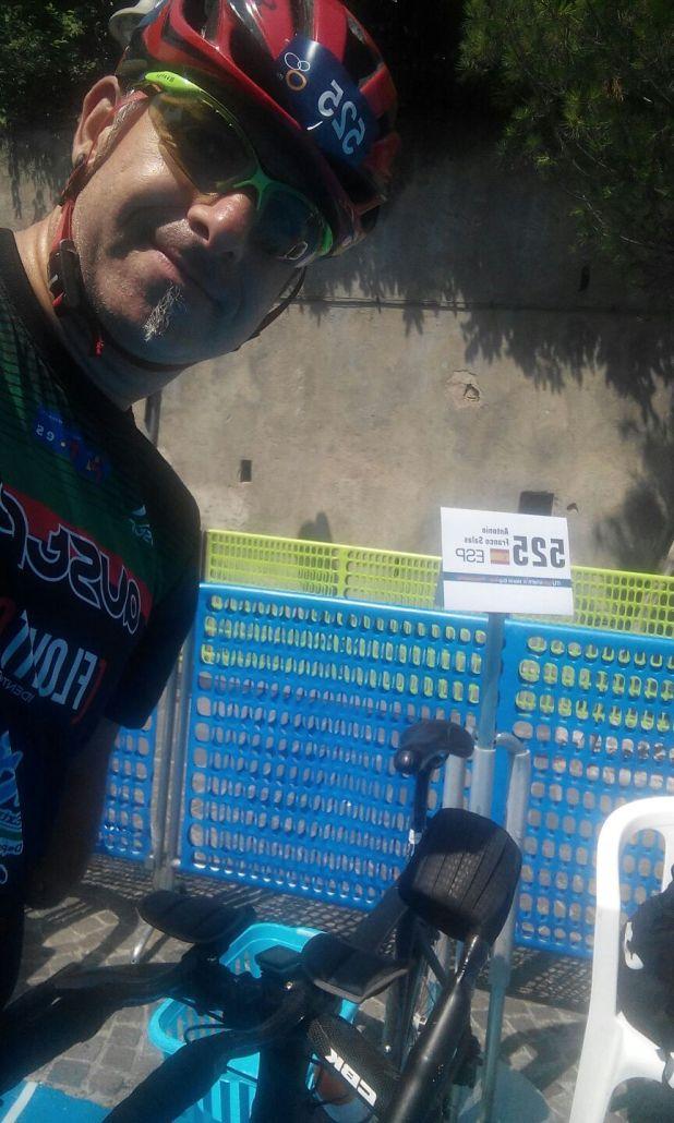 2017 Iseo - Franciacorta ITU Paratriathlon World Cup PTS5 Men (5)